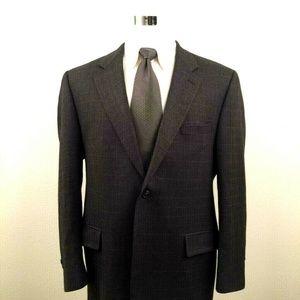 Ralph Lauren Men Wool Blend 2 Button Blazer 46 R